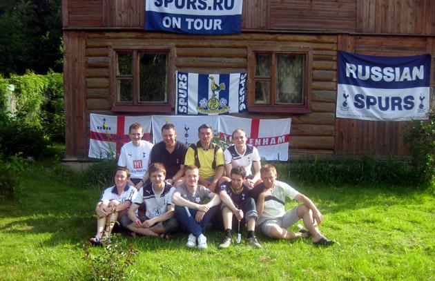 Russian Spurs в Ивантеевке
