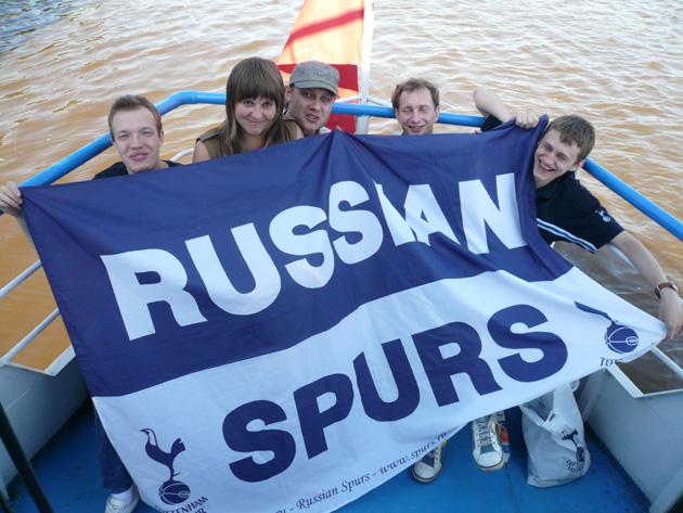 6-летие Russian Spurs в Великом Новгороде (август 2011 г.)