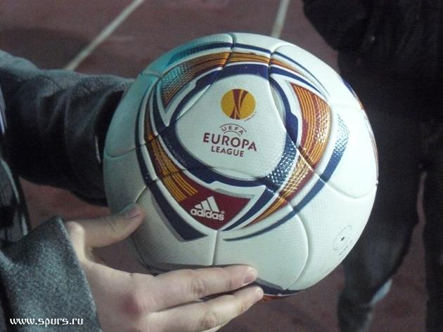 Таким мячом будут играть в Лиге Европы Рубин и Тоттенхэм