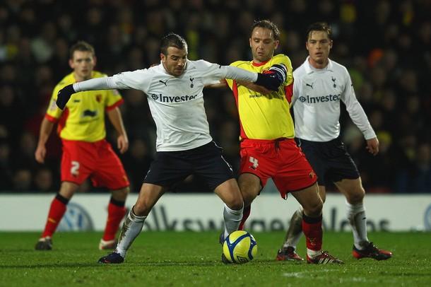 Рафаэль ван дер Ваарт забил единственный гол в матче Уотфорд - Тоттенхэм 0:1