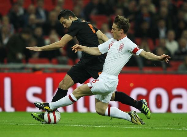 Скотт Паркер хочет наверстать упущенное в сборной Англии на Евро-2012