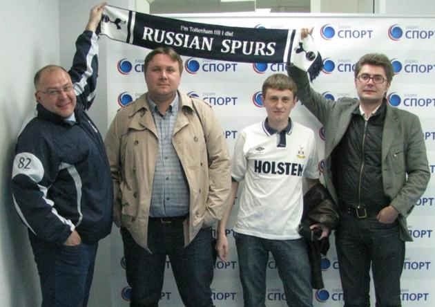Russian Spurs на Радио Спорт 93.2 fm