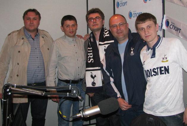 Russian Spurs и Игорь Кытманов  на Радио Спорт 93.2 fm