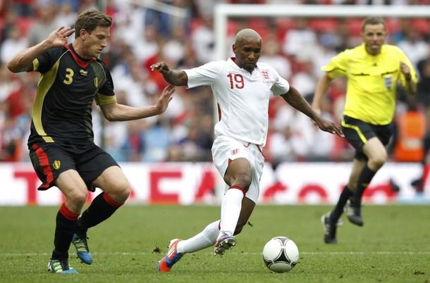 Джермейн Дефо покинул сборную Англии, но места в ней не потерял