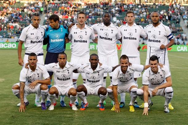 Лос Анджелес Гэлакси - Тоттенхэм Хотспур 1:1 товарищеский матч