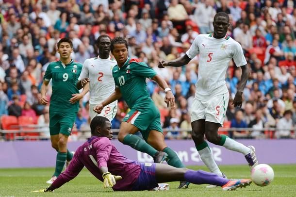 Джовани дос Сантос не сыграет в финале Олимпийских игр 2012 в Лондоне