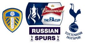 Лидс Юнайтед - Тоттенхэм Хотспур Кубок Англии 2012 2013