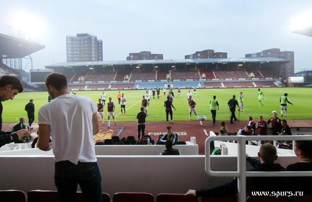 Вест Хэм - Тоттенхэм 2:3 Barclays Under-21 Premier League