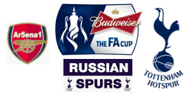 Арсенал - Тоттенхэм Хотспур Кубок Англии 2013/14