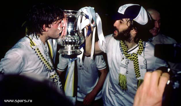 Тоттенхэм Хотспур Кубок Англии 1981