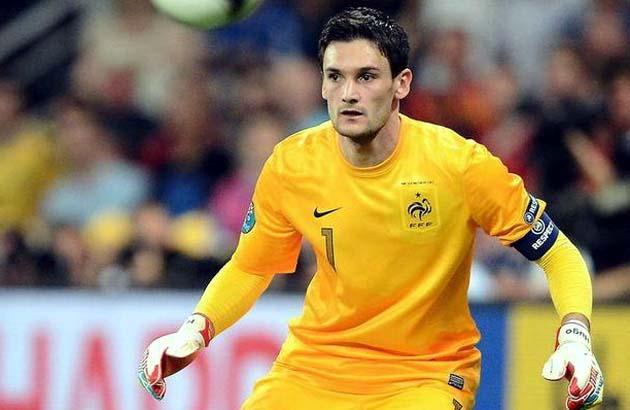 Юго Льорис - сборная Франции