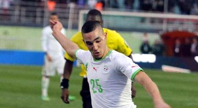 Набиль Бенталеб - сборная Алжира