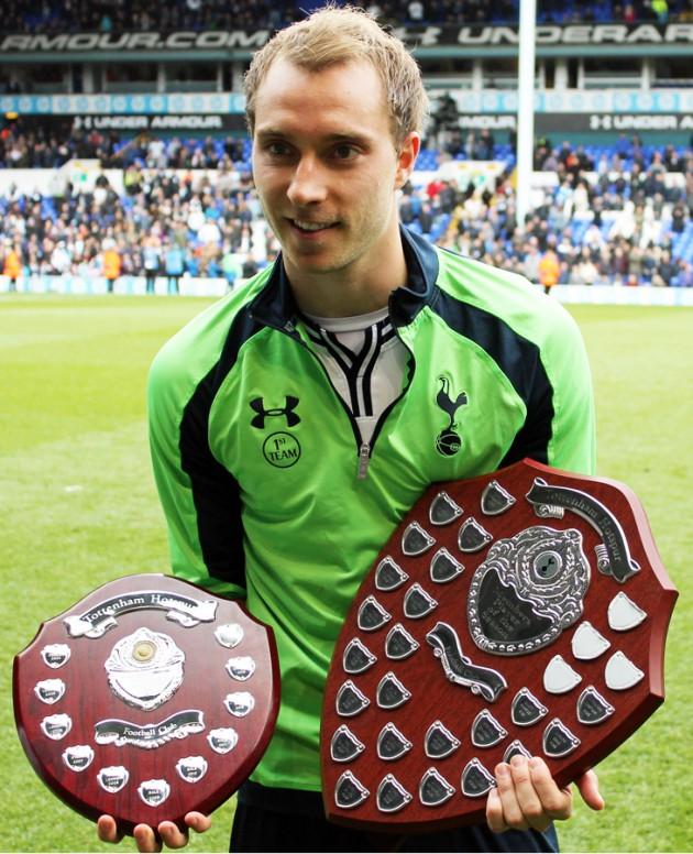 Кристиан был выбран болельщиками в трех номинациях на звание «Лучшего игрока сезона»