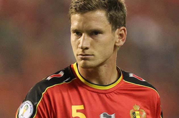 Ян Вертонген - сборная Бельгии