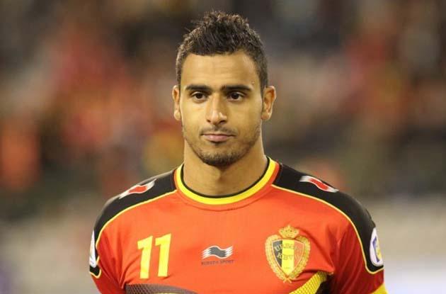 Насер Шадли - сборная Бельгии