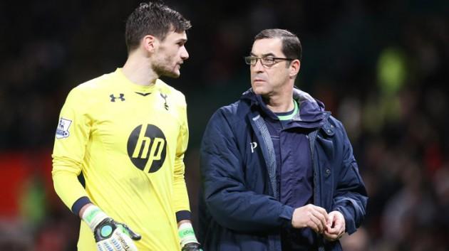 Тони Паркс покидает должность тренера вратарей клуба