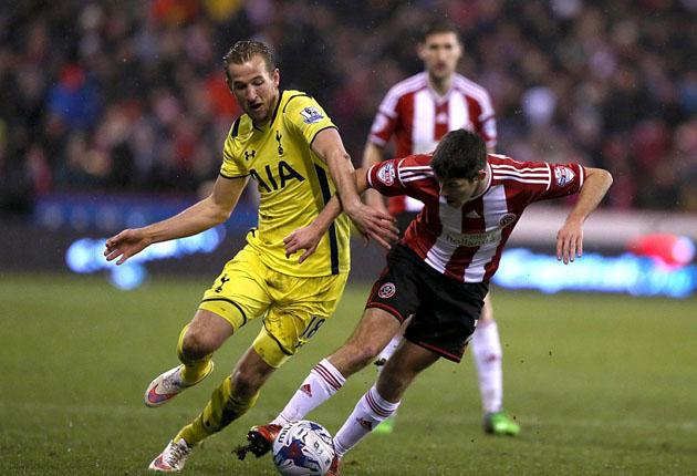 Харри Кэйн отдал решающий голевой пас в концовке матча с Шеффилд Юнайтед