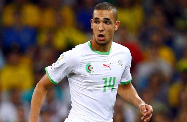 Набиль Бенталеб начал Кубок Африки с победы