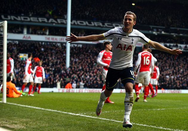 Харри Кэйн - герой матча Тоттенхэм - Арсенал 2:1