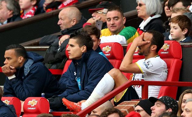 Манчестер Юнайтед - Тоттенхэм Хотспур 3:0 (29-й тур АПЛ 2014/15)