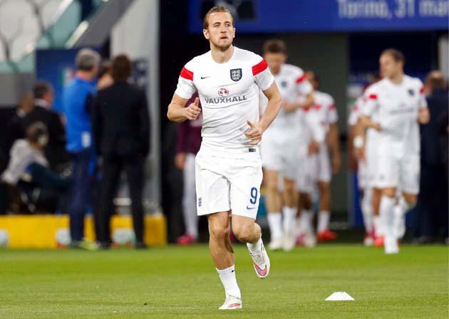 Харри Кэйн в предварительном списке молодёжной сборной Англии