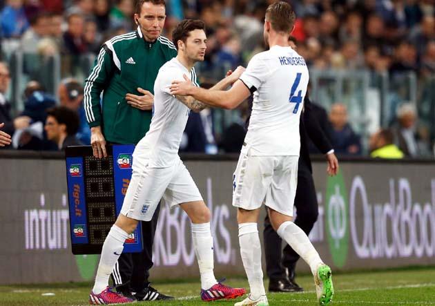 Райан Мэйсон дебютирует в сборной Англии на 74-й минуте встречи