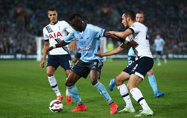 Сидней - Тоттенхэм Хотспур 0:1 (AIA Cup 2015)
