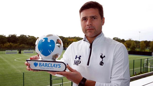 Маурисио Почеттино - Лучший Тренер АПЛ в сентябре 2015-го