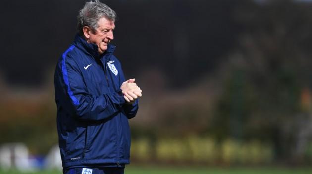 Тренер сборной Англии Рой Ходжсон