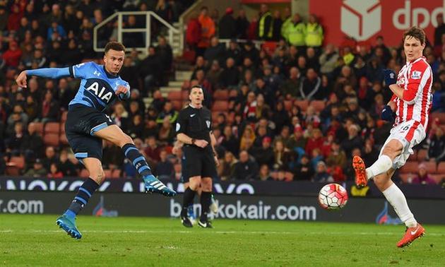 Деле Алли участвует в нескольких номинациях на лучшего игрока и лучший гол сезона 2015/16