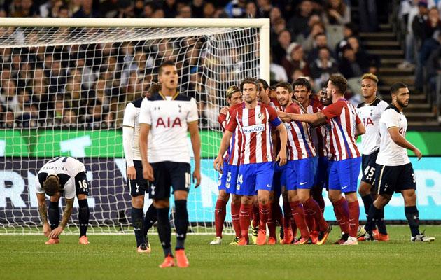 Атлетико Мадрид - Тоттенхэм Хотспур 1:0 International Champions Cup 2016