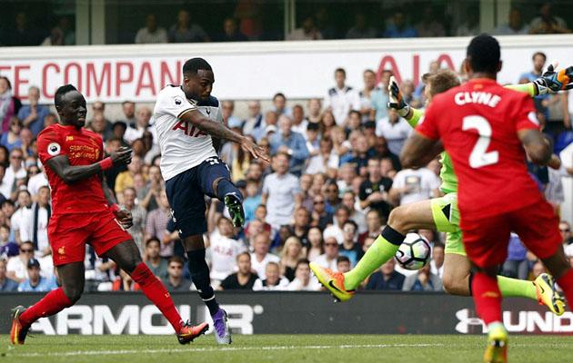 Дэнни Роуз сравнивает счёт в матче с Ливерпулем