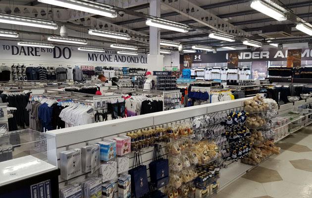 Магазин Тоттенхэма