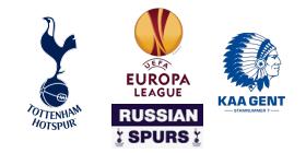 Tottenham Hotspur - KAA Gent