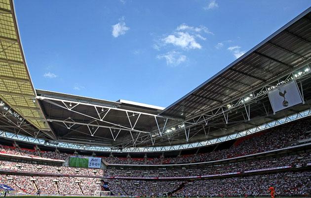 На матче Тоттенхэм -Бернли присутствовало 67,862 зрителей