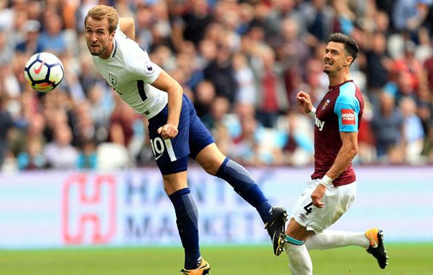 Харри Кэйн забил 7 голов в последних семи матчах с Вест Хэмом