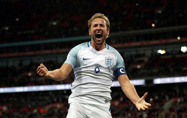 Гол Харри Кэйна в ворота Словении отправил сборную Англии на российский Чемпионат Мира 2018-го года
