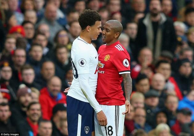 Манчестер Юнайтед - Тоттенхэм Хотспур 1:0 (10-й тур АПЛ 2017/18)