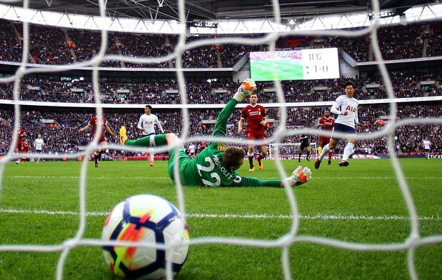 Сон Хын Мин забил Ливерпулю свой первый мяч в АПЛ 2017/18