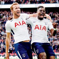Тоттенхэм Хотспур — Ливерпуль 4:1 (9-й тур АПЛ 2017/18)