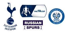 Tottenham Hotspur - Rochdale