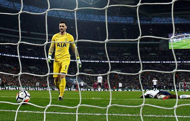 Тоттенхэм Хотспур - Манчестер Сити 1:3 (34-й тур АПЛ 2017/18)
