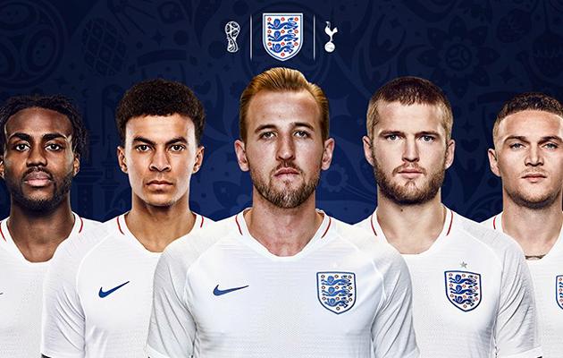 5 Шпор в сборной Англии на Чемпионате Мира 2018