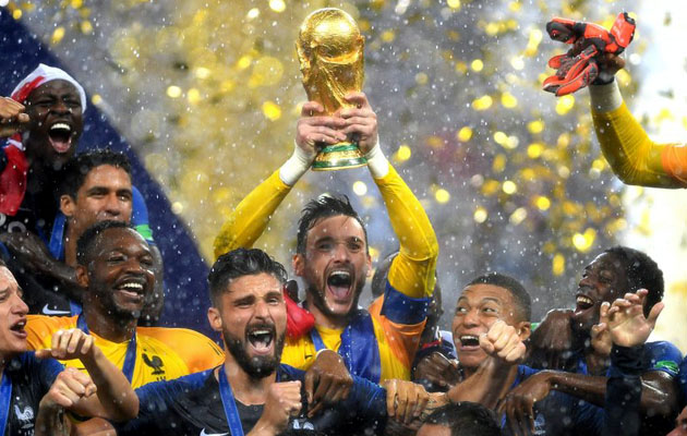 Юго Льорис - Чемпион Мира 2018-го года
