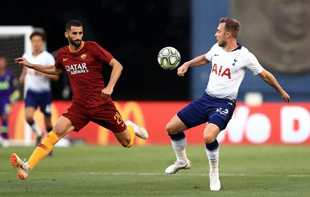 Рома - Тоттенхэм Хотспур 1:4 (International Champions Cup 2018)