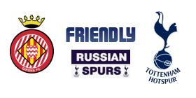 Girona - Tottenham Hotspur