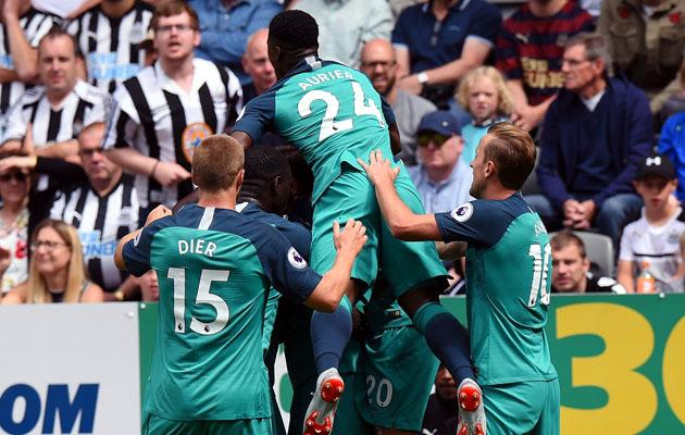 Ньюкасл Юнайтед - Тоттенхэм Хотспур 1:2 (1-й тур АПЛ 2018/19)