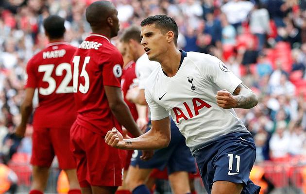 Тоттенхэм Хотспур - Ливерпуль 1:2 (5-й тур АПЛ 2018/19)