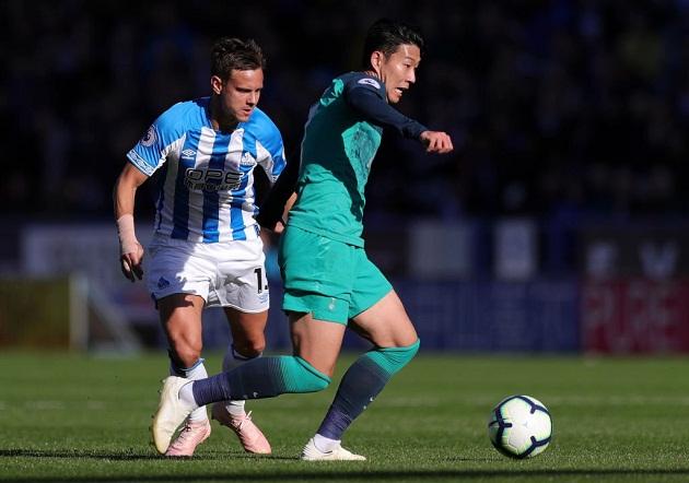 Хаддерсфилд Таун - Тоттенхэм Хотспур 0:2 (7-й тур АПЛ 2018/19)