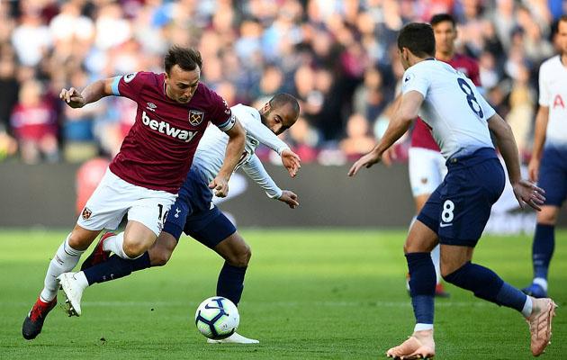 Вест Хэм - Тоттенхэм Хотспур 0:1 (9-й тур АПЛ 2018/19)